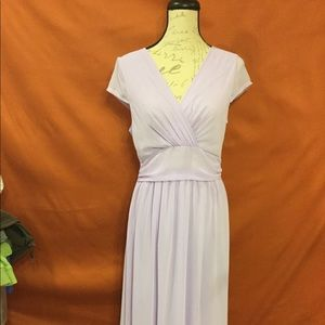 Dresses & Skirts - Floor length dress Lavender color
